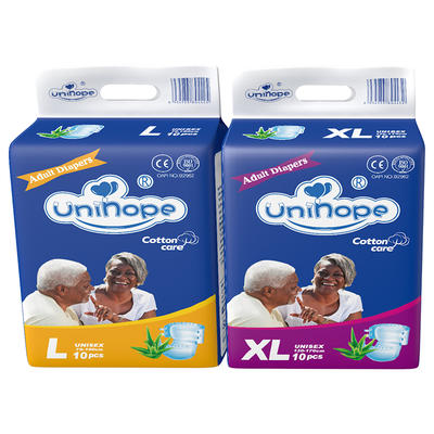 Unihope Top quality disposable Adult diapers