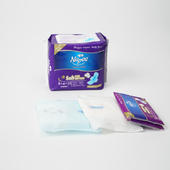 Disposable lady use sanitary napkin, sanitary pads in china